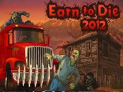 Earn to Die 2012(давить зомби на машине)
