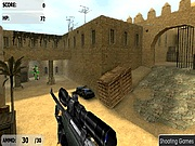 Снайпер Counter Strike